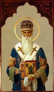 св.митрополит Фотий