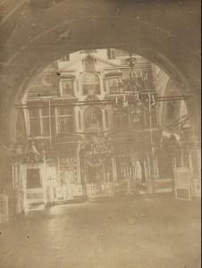 Преображенский храм 1930г.